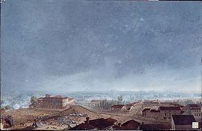 La battaglia di Fombio 1796