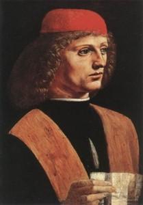 Gian Galeazzo Visconti - Leonardo da Vinci