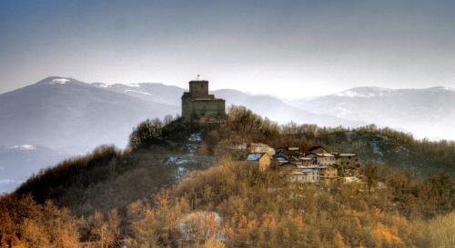 Il castello d'Oramala